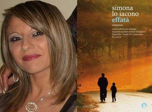 Simona Lo Iacono, magistrato e scrittrice.