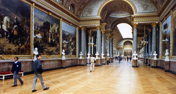 Il Louvre.