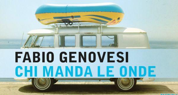 La copertina del libro di Fabio Genovesi.